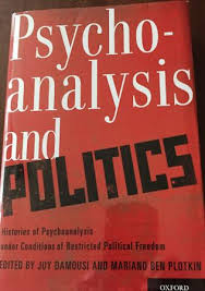 "edith buxbaum ph d she led her mind i am reading eli zaretsky s essay ""psychoanalysis authoritarianism and the 1960s"" in psychoanalysis and politics histories of psychoanalysis under"