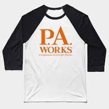 P A Works Logo
