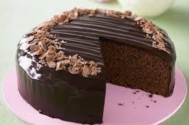 How To Make Chocolate Designs For Cake Chocolate Mud Cake