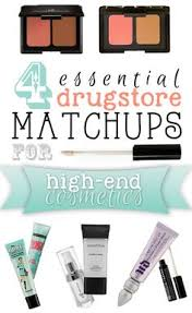 essential matchups for high end cosmetics these beauty s are necessities that every should have in her makeup bag