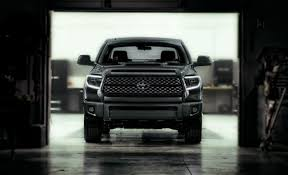 2018 toyota tundra trd pro. wonderful toyota 2018 toyota tundra exterior front headlights grille and trd pro