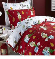 catherine lansfield brushed cotton elfie single bed in a bag