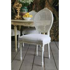 Eloquence Louis Cane Dining Chair