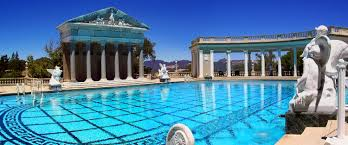 Hearst Castle s swimming pool. Absolutely breathtaking. pics