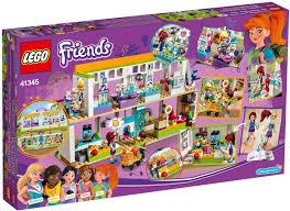 Đồ chơi lắp ráp LEGO Friends 41345 - Bệnh Viện Thú Cưng (LEGO 41345  Heartlake City Pet Center) giá rẻ tại cửa hàng LegoHouse.vn LEGO Việt Nam