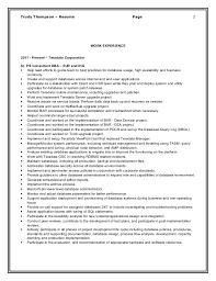 Teradata Resume Meloyogawithjoco Delectable Teradata Resume Sample