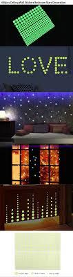 dark like stars decoration