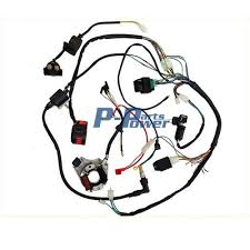 tao 110cc atv wiring diagram images besides 50cc atv wiring sunl atv 109 wiring harness 110cc diagram chinese