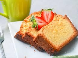 ways to bake a pound cake wikihow image titled bake a pound cake step 15