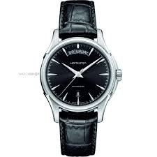 men s hamilton jazzmaster day date automatic watch h32505731 mens hamilton jazzmaster day date automatic watch h32505731