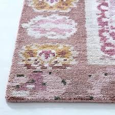pink persian rug style rug pink west elm nuloom vintage persian medallion pink rug 4x6
