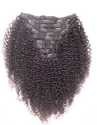 Kinky Curly Clip In Set For 3b And 3c Textures