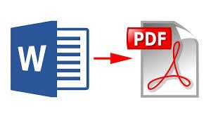 micresoft word how to convert microsoft word documents to pdf tech advisor