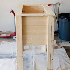 10 free raised planter box plans for