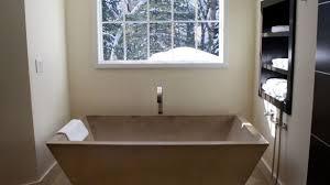lavishly custom made bathtub hand crafted concrete tub by stone soup inc custommade com
