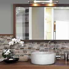 bathroom backsplash. NEW : The Crescendo Terra Will Change Look Of Your Bathroom Backsplash