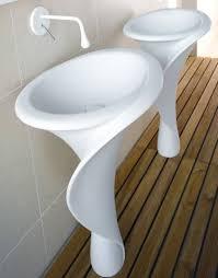 funky bathroom furniture. Italian Bath Furniture Design Company Mastella Has Introduced A Bathroom Suite Inspired By Calla Lily Flower Funky D