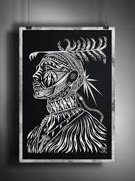 african american wall art artwork african american prints tribal art african samburu warrior wall art print decor tribal tattoo art on african american wall art prints with african american wall art artwork african american prints tribal