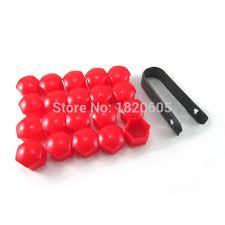 20 шт. <b>красные колпачки</b> для <b>колесных</b> гаек 17 мм размер ...