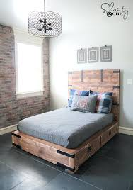 making a queen headboard decoration impressive full bed with storage queen size by full bed with making a queen headboard