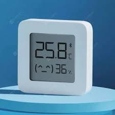 Xiaomi <b>Mijia LYWSD03MMC Bluetooth 4.2</b> Household Thermometer ...