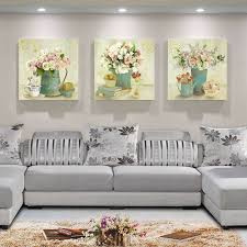 3 panel vintage wall picture for living room wall canvas painting house decorative picture wall art canvas prints painting furnitures home  on house wall art painting with 3 panel vintage wall picture for living room wall canvas painting