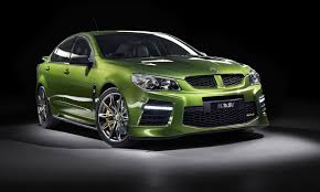 Holden Trademarks HSV GTS-R Name Plate, Could Get ZR1 V8