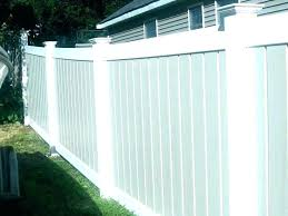 plastic garden fencing white plastic garden fence panels paint barn and image of colours b wood