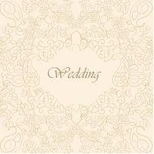 Beautiful Wedding Background Vector Free Download