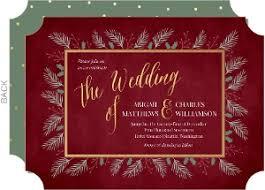 holiday wedding invitations & holiday wedding invites Wedding Invitations Christmas Wedding Invitations Christmas #37 wedding invitations christian