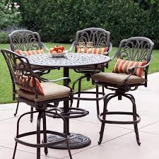 counter height patio set nice licious outside patio table and chairsc2a0 outdoor sets furniture