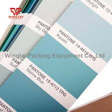 Upg Paint Color Chart 2 Books Per Set Pantone Printing Color Chart Pantone Tpg