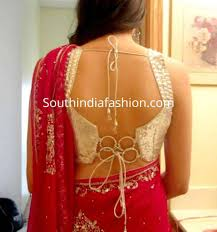 South Indian Blouse Neck Design 10 Unique Saree Blouse Back Neck Designs Blouse Designs