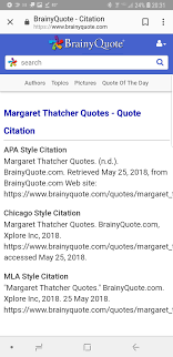 How To Cite Brainy Quotes In Mla Format Introducing Quotations She