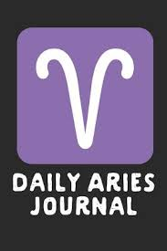 Numerology Birth Chart Reading Daily Aries Journal Prompted Astrological Fill In Notebook
