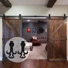 image is loading 4ft 20ft sliding barn door hardware closet tauren