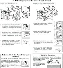 car garage door opener remote reprogram garage door reprogram my garage door opener remote programming car