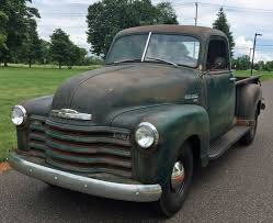 Truck chevy 1960 truck : 1949 Chevrolet 3-Window Pickup | Connors Motorcar Company