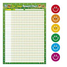 Reward Chart Target Jumbo Target Charts And Stickers Bundle