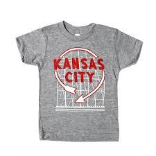 Kansas City Icons Kids T Shirt Bozz Prints