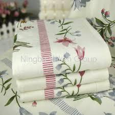 Printed Bamboo Bath Towels  A