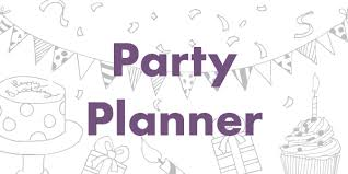 Party Planer Plan Your Perfect Party Today Party Planner Parents Kids
