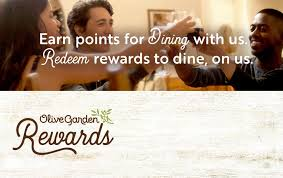 earn points for dining with us redeem rewards to dine on us olive