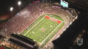 Martin Stadium Aerial Video
