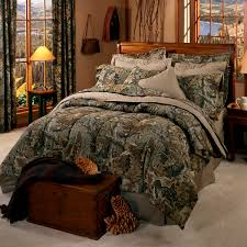 Surprising Camouflage Bedroom Sets For Covering Cabin Furniture In  Sophisticated Style : Classic Styled Camouflage Bedroom