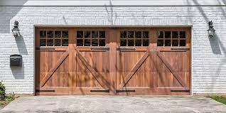 what s the best garage door material