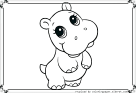 Kids Animal Coloring Pages Free Printable Farm Animal Colouring
