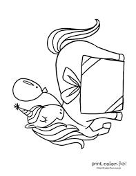 ⭐ free printable unicorn coloring book. Top 100 Magical Unicorn Coloring Pages The Ultimate Free Printable Collection Print Color Fun