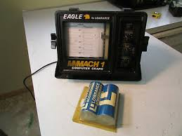 2 Lowrance Fish Finders X 15 Computer Sonic Eagle Mach I