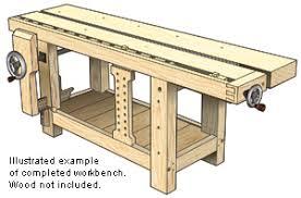 BenchCraftedcom  Split Top RouboRoubo Woodworking Bench
